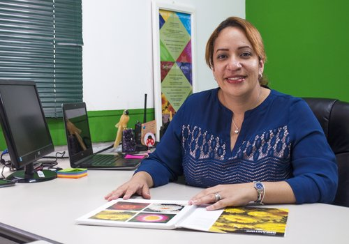 Evelyn Palacios, Gerente General